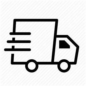 Deliver, delivery, express, mini, truck icon   Icon search ...