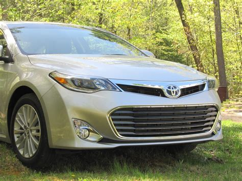 Hybrid Gas Mileage by 2013 Toyota Avalon Hybrid Gas Mileage Drive Report