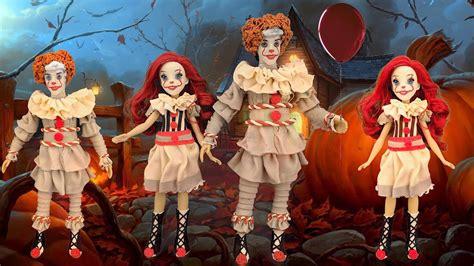diy pennywise halloween costumes  play doh  disney