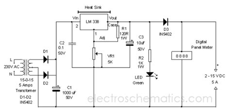 fast charger circuit