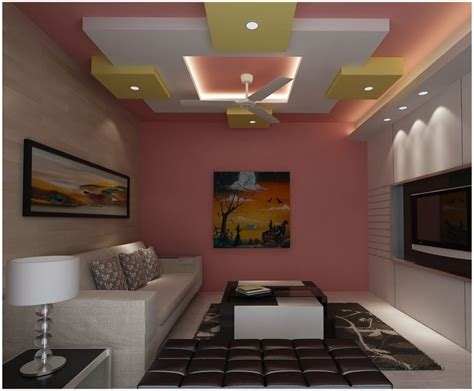 Ceiling Design Small Room Indian Interior Design Ideas For