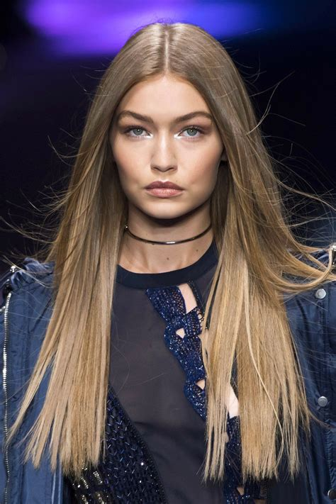 le blond cendr 233 de gigi hadid colorations cheveux