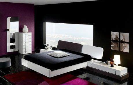 chambre violet et noir chambre design noir violet photo de chambres design