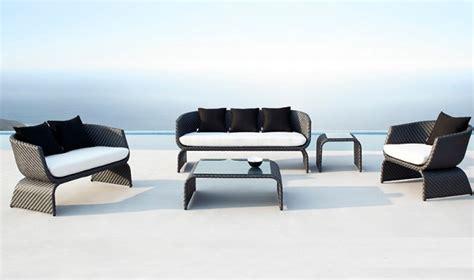 canap de jardin design mobilier jardin exterieur design
