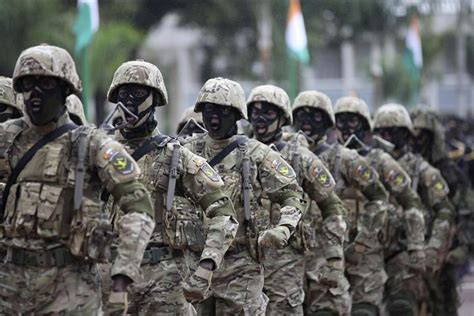 ivorian troops  mutiny plagued army accept
