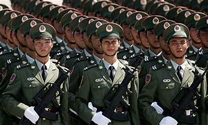 China's growing soldiers struggle to fit in tanks | World ...