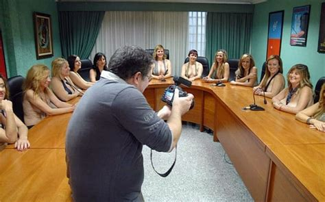 Spanish Mothers Strip Off For Austerity Calendar Telegraph