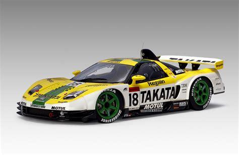 AUTOart: 2003 Honda NSX JGTC Takata Dom #18 (80399) in 1 ...