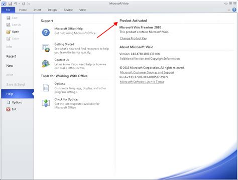 sinau bareng secara online activasi microsoft office 2010