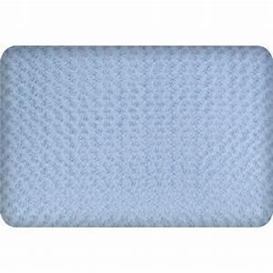 Wellnessmats anti fatigue kitchen mat 3x2 save 33 anti for Kitchen anti fatigue mat