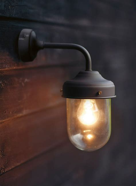 1000 ideas about outdoor wall lighting on