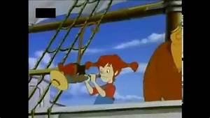 Pippi Langstrumpf Zeichentrick Intro Deutsch YouTube