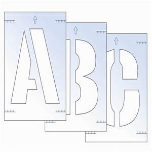scan letter stencil kit 300mm london power tools With letter stencil kit