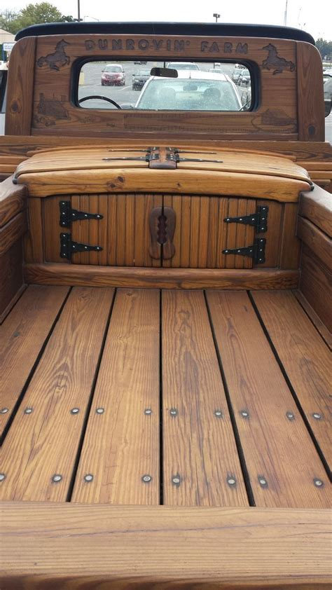 wooden truck bed 25 best ideas about tool boxes for trucks on pinterest