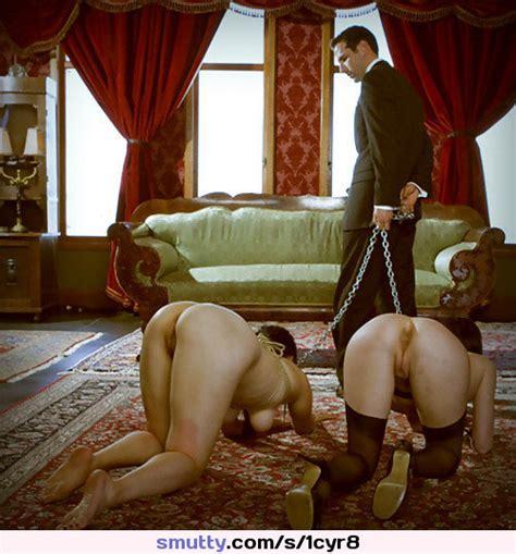 Petgirl Pet Master Slave Chains Leash Doggyready