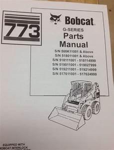 Bobcat 773g G