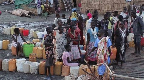 comment  coming food crisis  south sudan sbs news