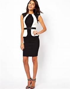 robe courte pour aller travailler With robe pour travail