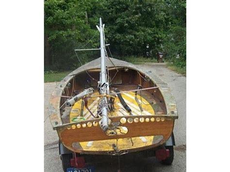 flying junior sailboat  sale  michigan