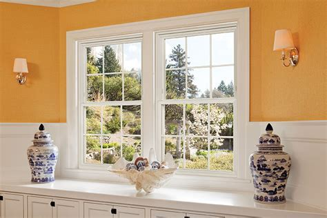Double Hung Replacement Vinyl Windows by Window World