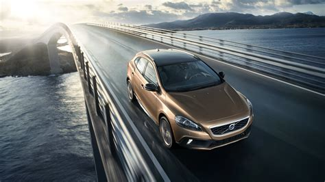 Volvo V40 Cross Country 4k Wallpapers by 82 Volvo Fonds D 233 Cran Hd Arri 232 Re Plans Wallpaper Abyss