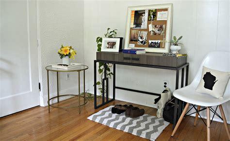 computer desk in living room 5 tips for a feng shui living room sauder