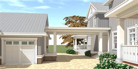 bluestem farmhouse plan  beds  baths tyree house plans