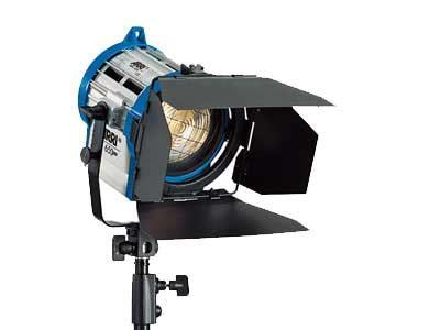 arri 300w fresnel light rental rent lighting los