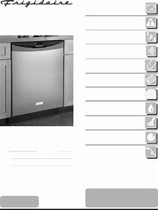 Frigidaire Dishwasher 3000 User Guide