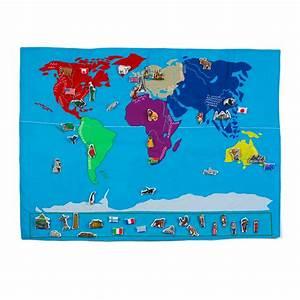 Weltkarte Kontinente Kinder : kontinente und hauptst dte f r weltkarte aus stoff 23 teilig in deutsch ~ A.2002-acura-tl-radio.info Haus und Dekorationen