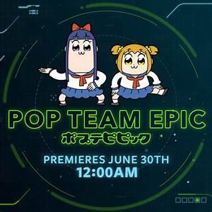 Pop Team Epic | Toonami Wiki | FANDOM powered by Wikia