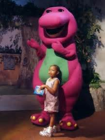 Universal Studios Barney and Friends