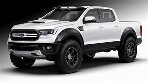Ford 4x4 Ranger : 2019 ford ranger headed to sema automobile magazine ~ Medecine-chirurgie-esthetiques.com Avis de Voitures