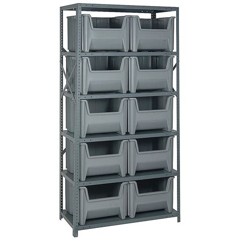 stackable bin storage cabinets stacking bins 338 in to 578 in w amazing stacking