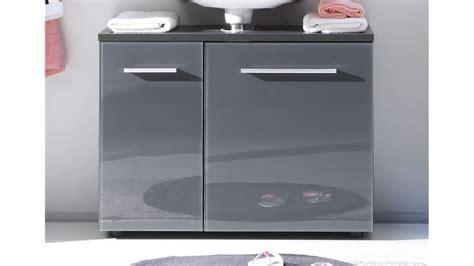 Badezimmer Waschbeckenunterschrank Grau waschbeckenunterschrank grey badezimmer grau ohne becken