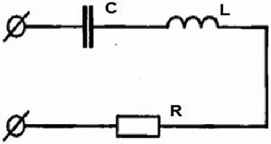 The Equivalent Circuit Diagram  C  U2013 The Capacitance Of The