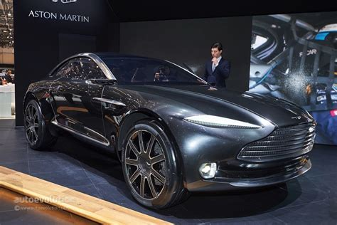 Aston Martin Ceo Confirms Dbx Electric Crossover Will
