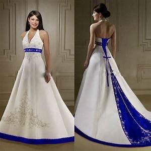 popular royal blue wedding dress buy cheap royal blue With wedding dresses with royal blue accents