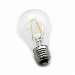 Ampoule Led à Filament : ampoule led filament 4w blanc chaud ~ Dailycaller-alerts.com Idées de Décoration