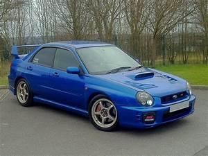 Used 2001 Subaru Impreza Sti Wrx Turbo Awd For Sale In