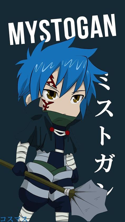 wallpaper mystogan korigengi fairy tail jellal
