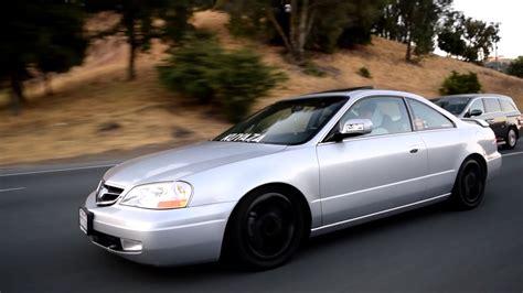 what wheel gap sorta slammed 2001 acura cl type s youtube