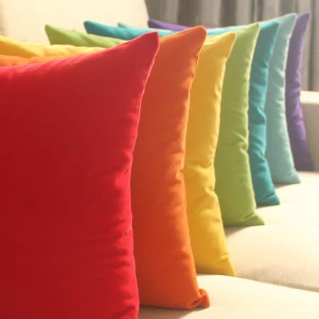 Throw Pillows For Walmart by 45cm X 45cm Solid Suede Nap Cushion Cover Bed Sofa Throw