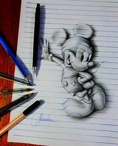 A 16 ans, il crée des dessins en 3D à couper le souffle