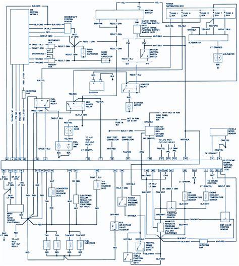 Ford Ranger Wiring Diagram Auto Diagrams