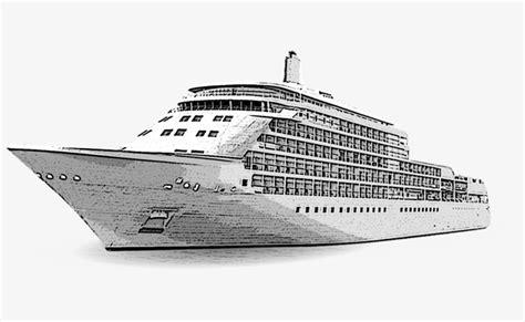 Dessin Bateau Yacht by Dessin De Croquis Yacht Navire De Croisi 232 Re Yacht Cartoon