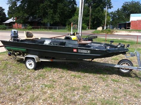 15 Ft Boat by 15 Ft Aluminum Boat For Sale
