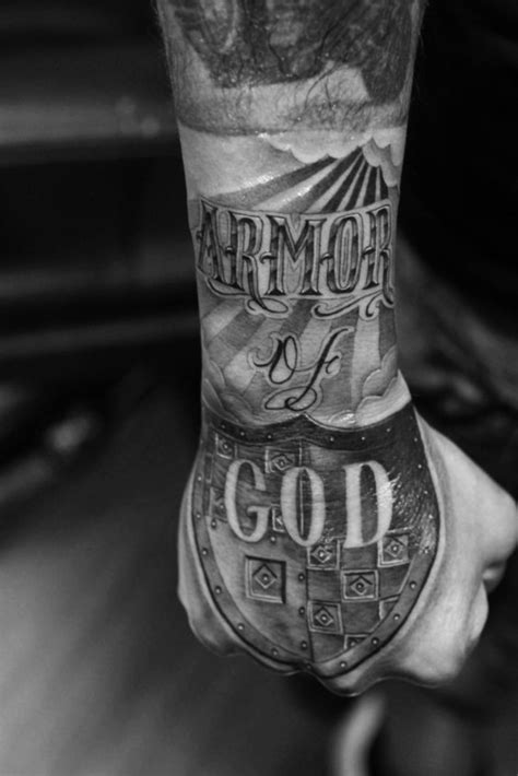 80 Religious Christian Tattoo Designs with Deep Meaning