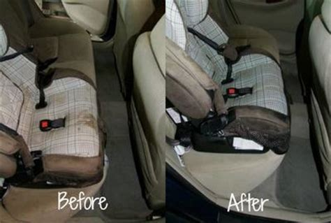 How To Clean Upholstery Stains by How To Clean Stains On Car Seats From Cola