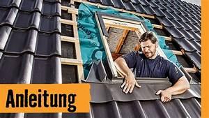 Dachfenster Mit Eindeckrahmen : dachfenster einbauen mit wechsel hornbach meisterschmiede youtube ~ Orissabook.com Haus und Dekorationen